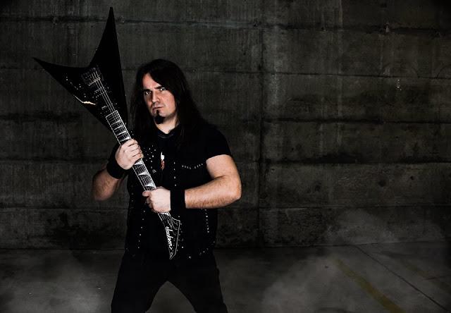 Ο νέος κιθαρίστας των Destruction, Damir Eskic