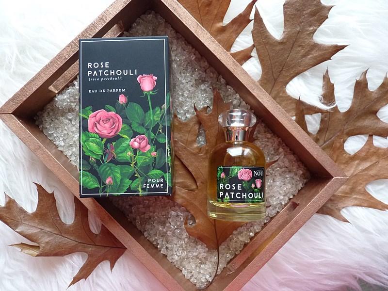NOU Rose Patchouli kwiatowo-owocowa woda perfumowana dla kobiet