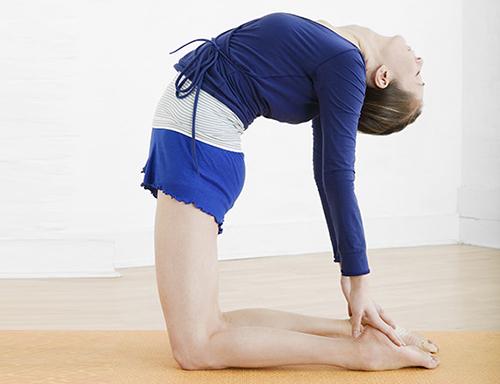 7 bài tập yoga để có vòng eo lý tưởng