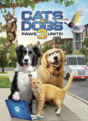 Cats & Dogs 3: Paws Unite [2020] [DVD R1] [Latino]