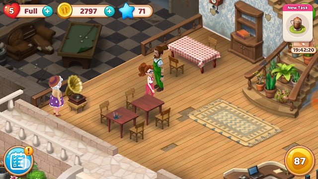 Manor Cafe (MOD, Unlimited Money) Free Download Apk