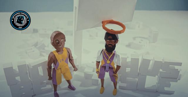 Novo clipe animado do The Game tem participação de Kobe Bryant e Nipsey Hussle