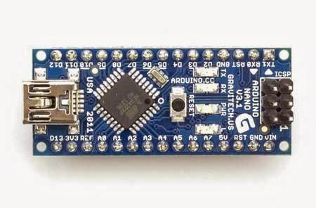 GSMRC - GSM Infrared Remote Control: Configure Arduino +