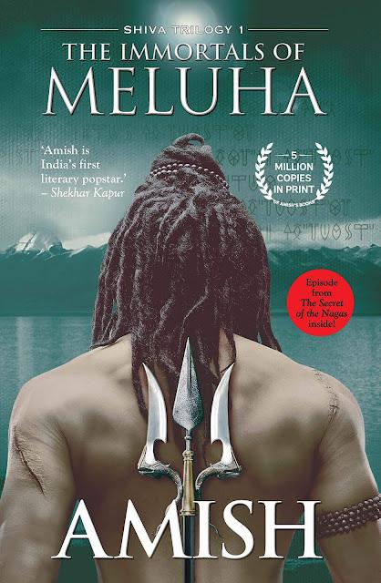 Immortals of Meluha By Amish Tripathi Free PDF Download Religion Ebook
