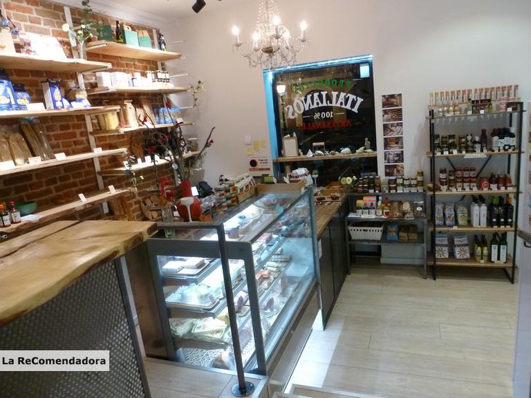 Casa base pan y cositas lo mejor de italia en tu mesa la recomendadora - Casa base milano ...