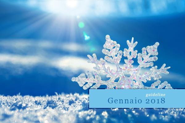 Guideline: Gennaio 2018