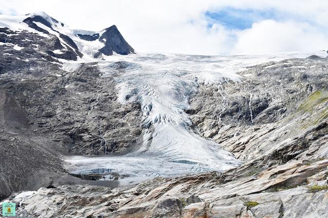 Glaciar Innergschlöss, Austria