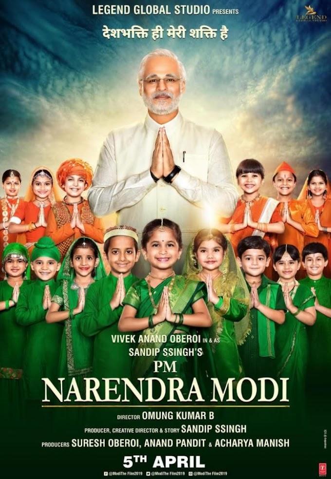 PM Narendra Modi (2019) Bollywood Hindi Full Movie Download HD