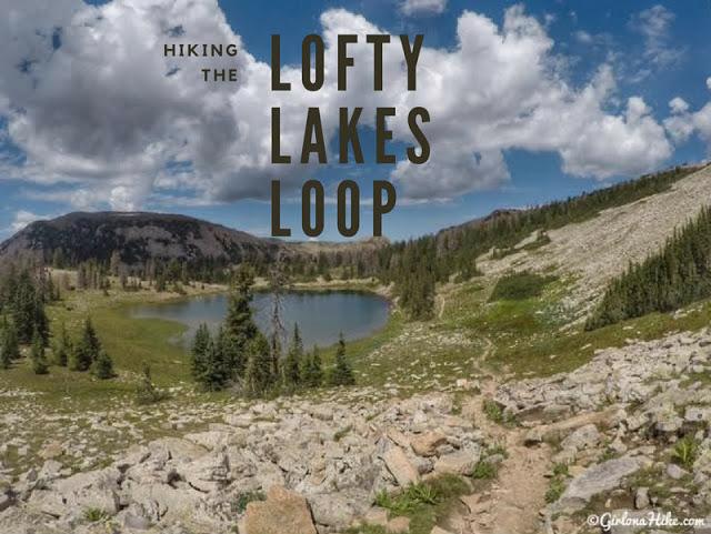 Hike the Lofty Lakes Loop, Hike to Cuberant Lake, Uintas