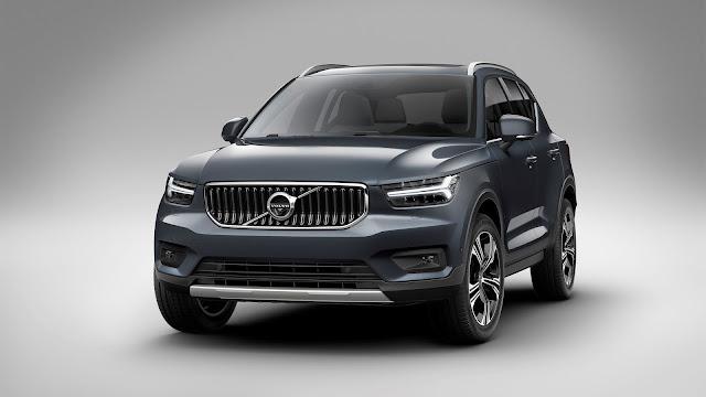 2018 Volvo XC40 hd image