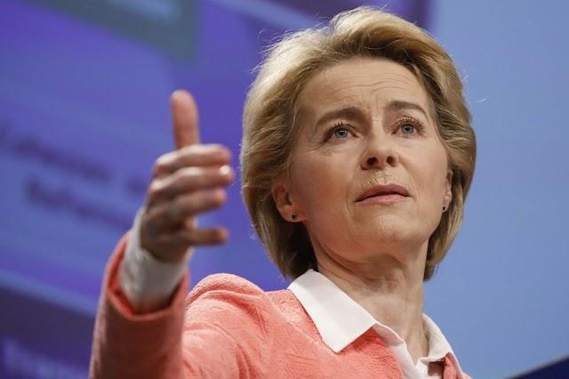 Ursula von der Leyen: nem szabad megalkudni a jogállamiság kérdésében