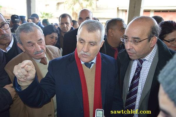 والي الشلف  يكشف توزيع 985 وحدة سكنية إبتداءً من الأحد