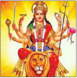 Essay on Navratri in Hindi