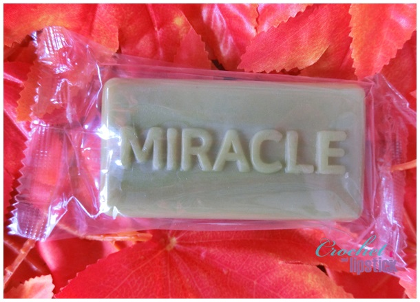 Some By Mi AHA BHA PHA 30 Days Miracle Cleansing Bar Wrap