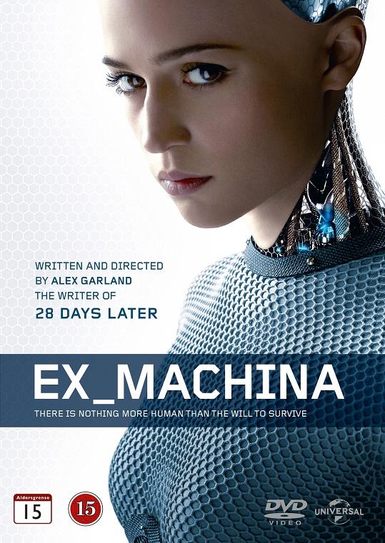 فیلم دوبله: اکسماشین (2015) Ex Machina