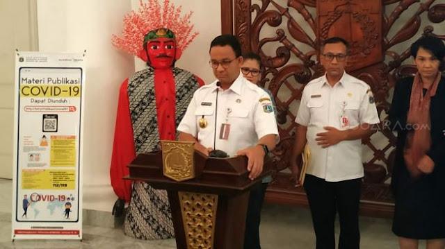Menteri-menteri Bicara soal Bansos DKI, Gerindra: Mau Jegal Anies di 2024?