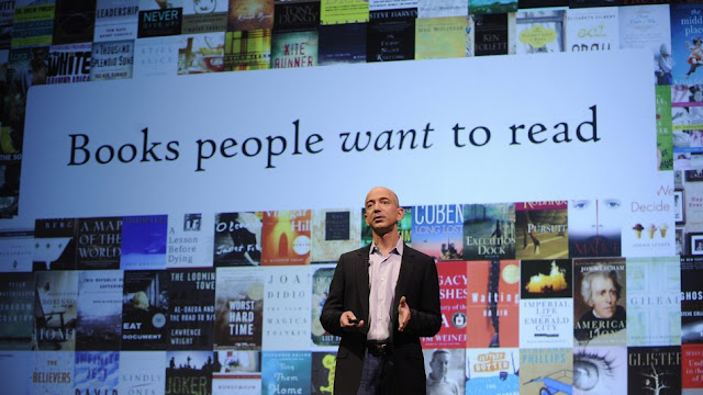 Amazon launched in India for Books