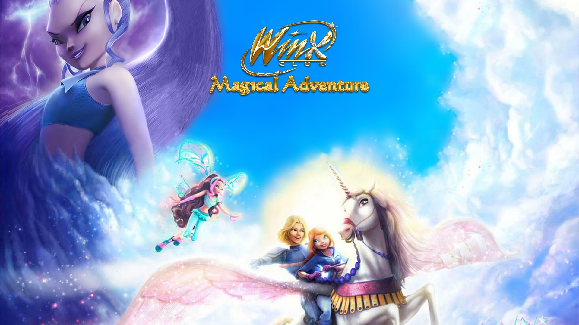 Winx Club: Magical Adventure Full Movie Hindi Dubbed Download