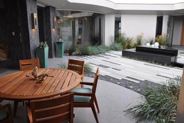 How to design a villa garden to look good, 12 villa garden design cases to provide you with inspiration