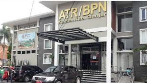 Pemerintah Cianjur Bagikan Sertifikat Tanah Gratis