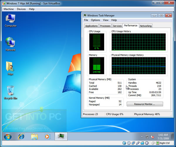 Windows 7 black edition download