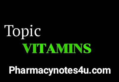 Vitamins, fat soluble vitamins, water soluble vitamins