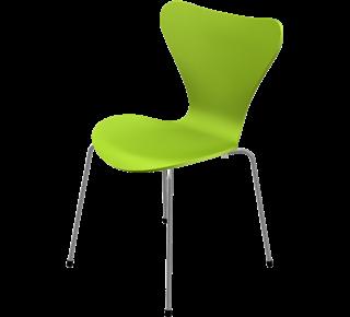 Iho espacios presenta fabricando la silla 3107 de arne for Silla jacobsen
