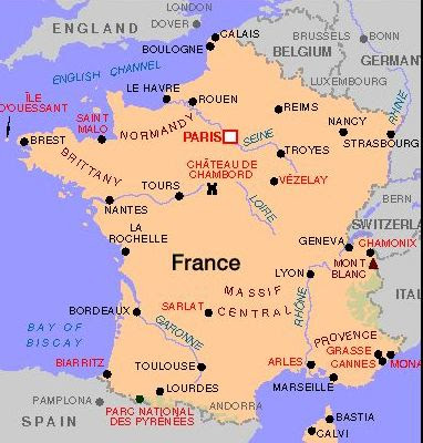 Map Of France Rivers And Mountains.France Rivers And Mountains Related Keywords Suggestions France