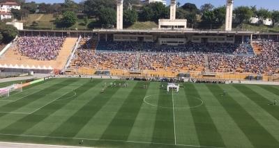 Bahia não suporta pressão e é goleado pelo Santos por 3 a 0