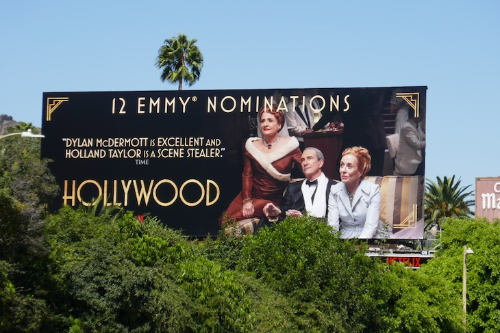 Hollywood 12 Emmy nominations billboard