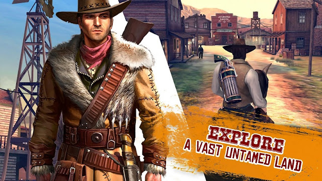 Download Six Guns MOD APK Game Unlimited Money