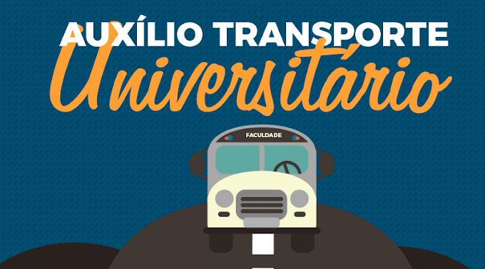 Prefeitura encaminha projeto para conceder auxílio financeiro para transporte universitário