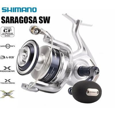 Reel Saragosa 8000 SW