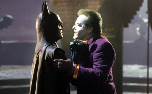 Ator clássico do 'Batman', Michael Keaton relembra como era trabalhar com Jack Nicholson