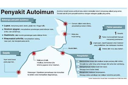 Penyakit Autoimun - Penyebab, Gejala dan Cara Mengobati