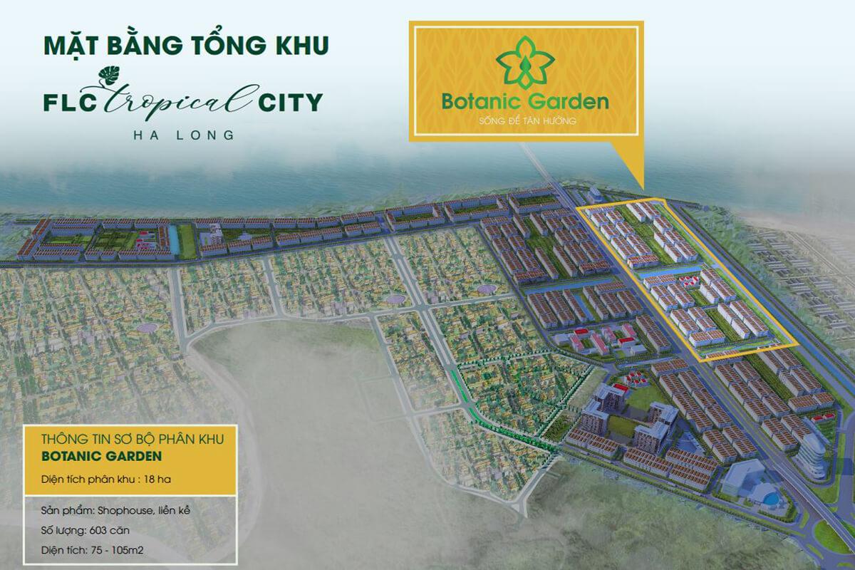 Dự Án FLC Tropical City Cao Xanh Hà Khánh