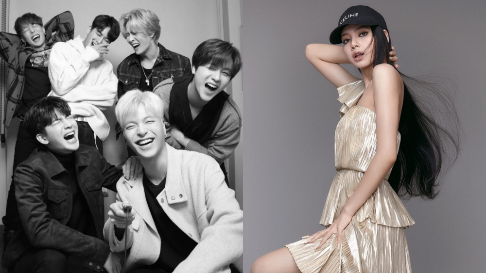 iKON Will Present a Collaboration Stage with BLACKPINK's Lisa on 'KINGDOM'