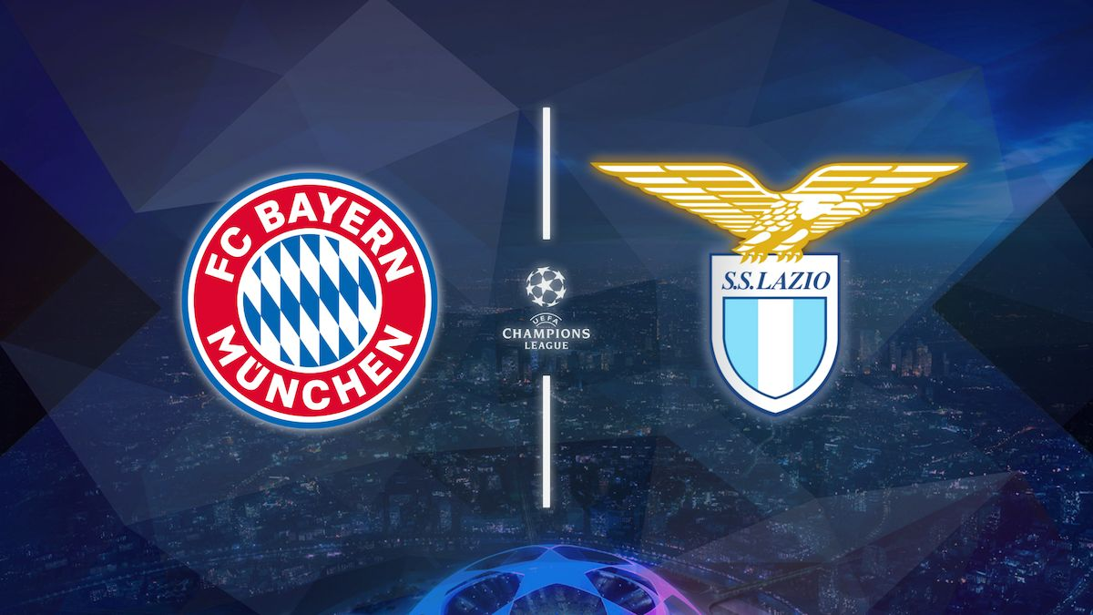 Live broadcast Watch the match Bayern Munich against Lazio on Wednesday 3-17-2021 in the UEFA Champions League