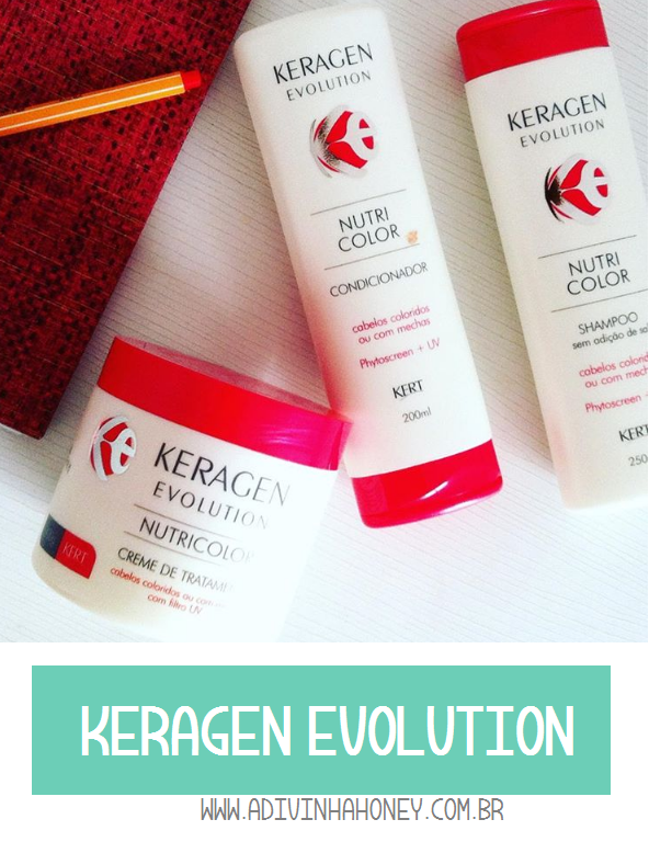 Keragen Evolution Nutri Color