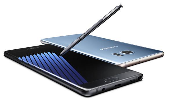 Lanzamiento: Galaxy Note 7