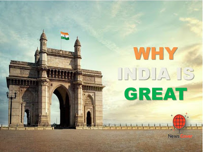 India, indian news, News cover, the news cover, Why India Is Great, why india is great essay, why india is a great country