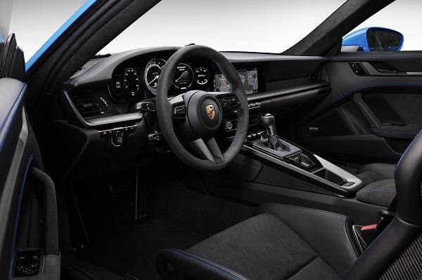 Interior Porsche 911 GT3