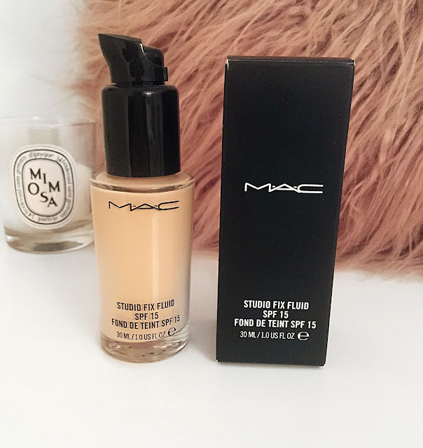 M.A.C Studio Fix Fluid Foundation