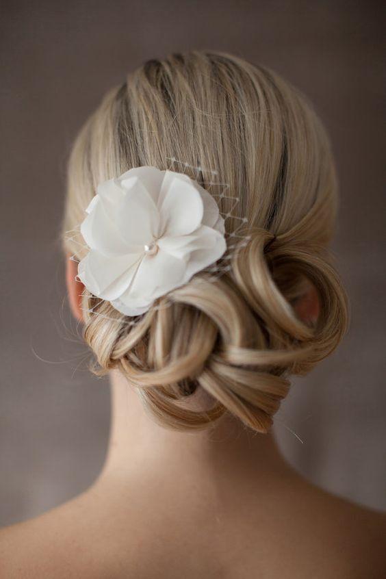 La moda en tu cabello lindos peinados con mo os para for Monos novia