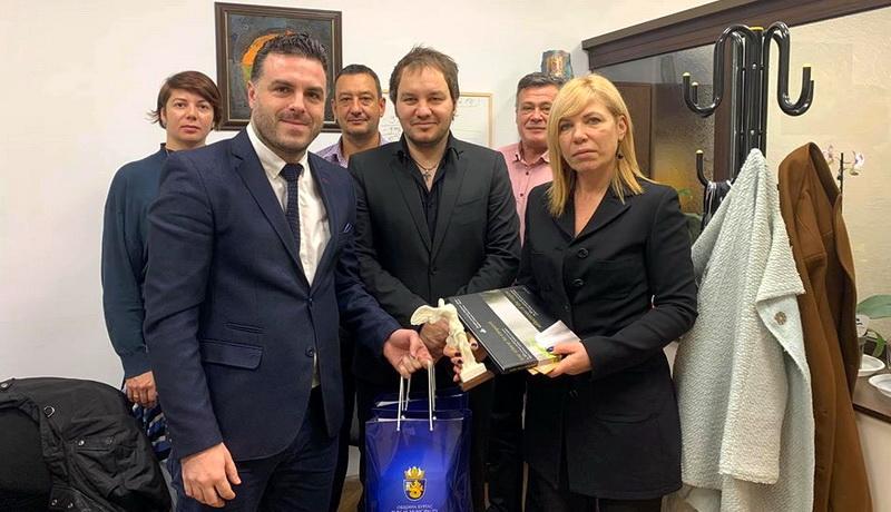 Στο Μπουργκάς της Βουλγαρίας ο Αντιπεριφερειάρχης Τουρισμού ΑΜ-Θ Αθανάσιος Τσώνης