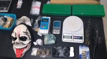 PM fecha boca de fumo e prende casal em MT