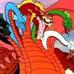 Dragones y Mazmorras Tiamat