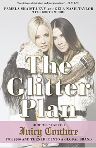 Juicy Couture book The Glitter Plan