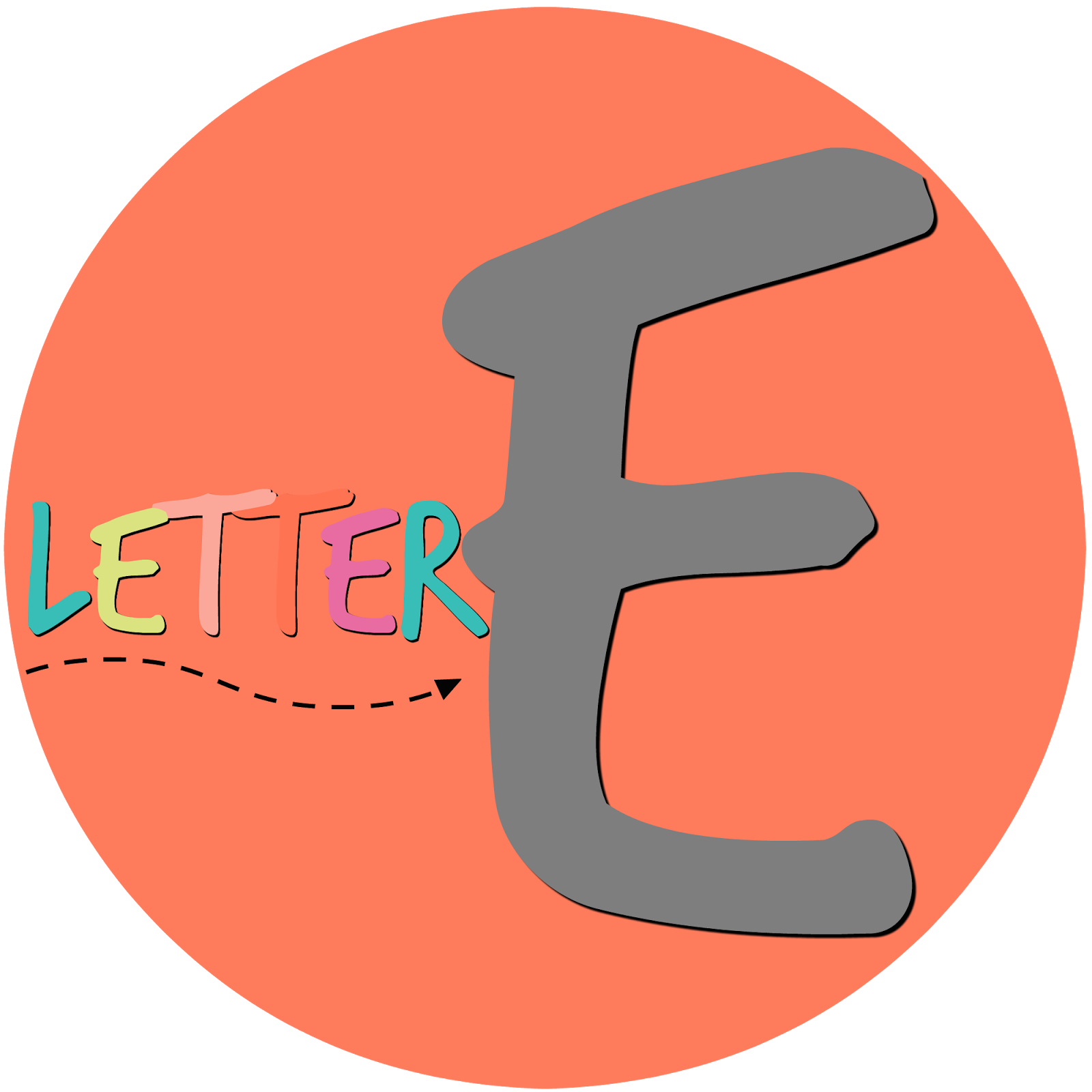 Kindergarten Worksheets And Games Letter E