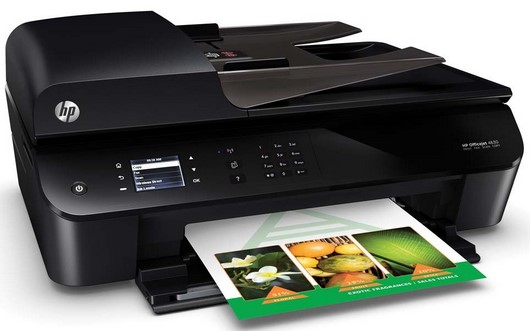 HP Officejet 4630 Driver and Software